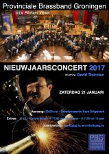 Nieuwjaarsconcert 2017 m.m.v. David Thornton